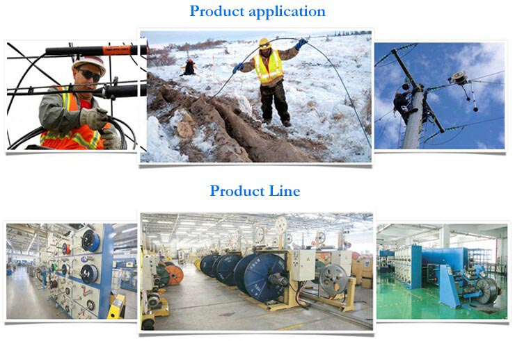 336 ACSR & 336.4 ACSR production and application