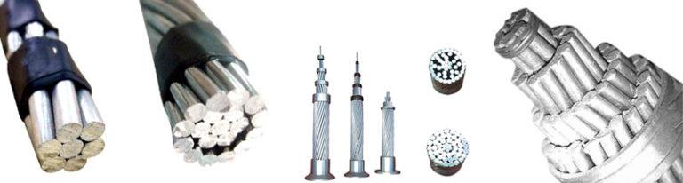 all aluminum conductor types